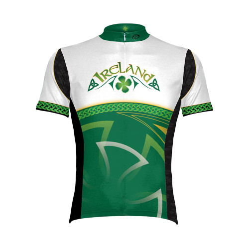 Primal Wear Ireland Shortsleeve Cycling Jersey Choice of Size with DeFeet Socks
