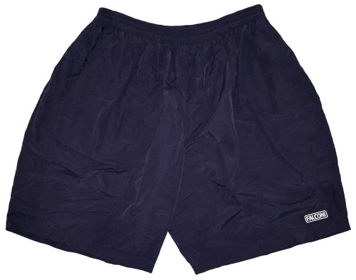 SALE Falconi Baggy Cycling Shorts Mens with Padded Lycra Liner, Dark Navy, Runs Small,  Free Shipping to U.S. addresses