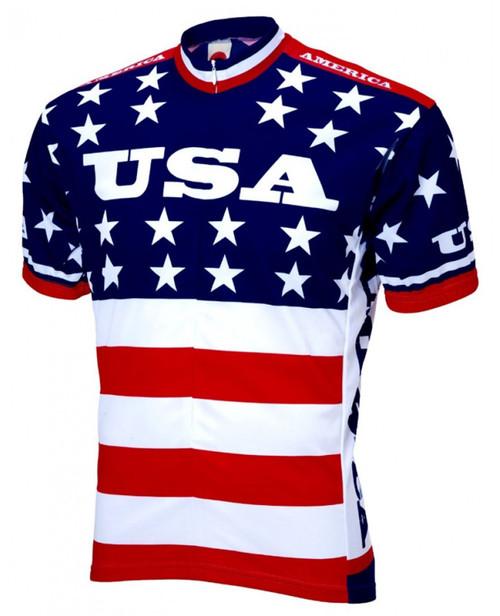Team USA 1979 Retro Jersey World Jerseys Men's Short Sleeve