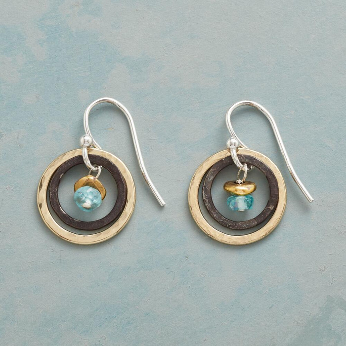 Dawn and Dusk Earrings