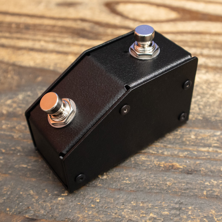 Dual Momentary Footswitch for Boss MS-3