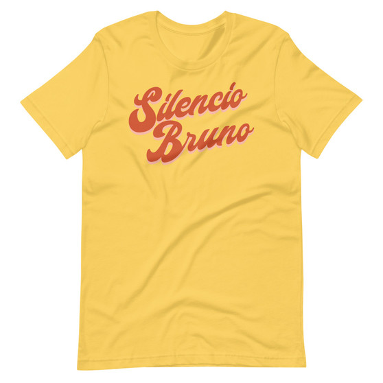 Yellow Disney Pixar Luca Inspired - Silencio Bruno YOLO Mermaid Sea Monster T-Shirt