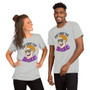 Male and Female Wearing Don't Forget Your Repectacles Tolerance Gay Pride No Color Unisex T-Shirt