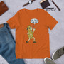 """Lifestyle Mockup Corn Joke """"See You In Your Poop"""" Unisex T-Shirt"""