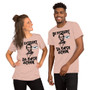 Man and Woman Peach Bill And Ted Be Excellent To Each Other Abe Lincoln Excellent Adventure Bogus Journey Face The Music Unisex T-Shirt
