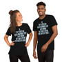 Man and Woman Wearing Rick and Morty Season 4 Inspired Thanksgiving Christmas Auto-Response Brain Chip Family Rick Sanchez Quote T-Shirt