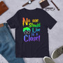 Lifestyle Mockup Harry Potter - No One Should Live In A Closet - Gay Support Funny Loud and Proud LGBTQ Support T-Shirt