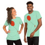 Man and Woman Wearing Bob's Burgers Louise Makes It Rain Shrimp Balloons Fresh Feed Shrimp Joke T-Shirt