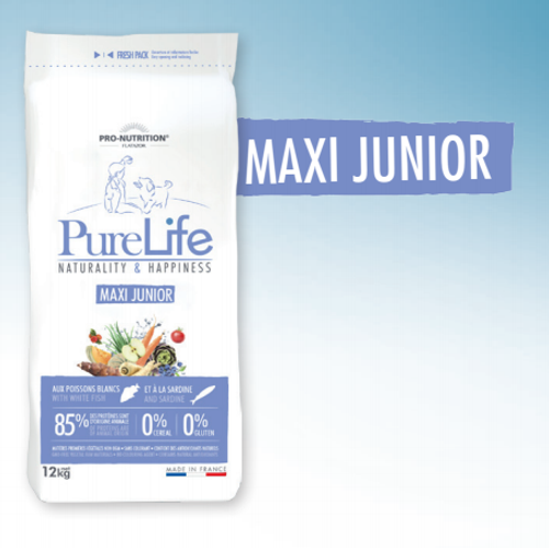 Flatazor Pure Life Maxi Junior 12kg