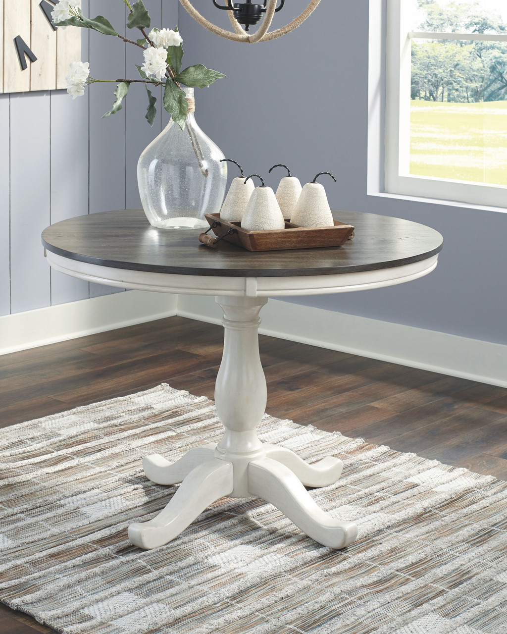 Nelling Two Tone Dining Room Table On Sale At American Furniture Of Slidell Serving Slidell La