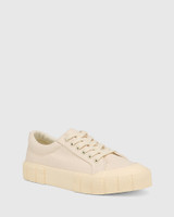 Xylon Sand Canvas Lace Up Sneaker