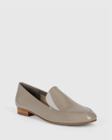 Banks Stone Patent Loafer.