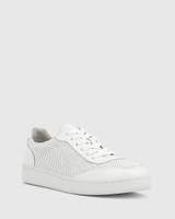 Grady White Leather Sneaker
