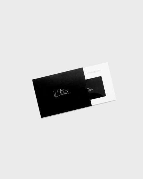 Wittner Gift Card & Wittner & Wittner Shoes