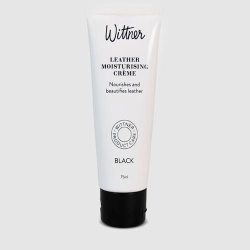 Leather Moisturising Creme In Black