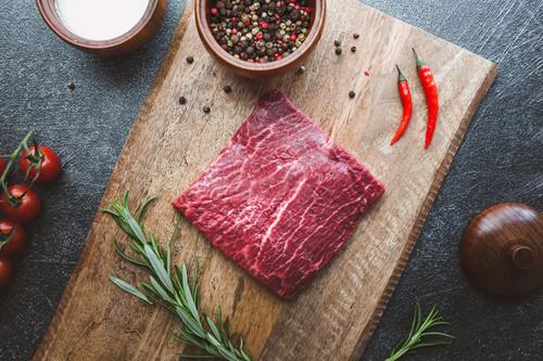 Wagyu Flat Iron Steak 227g