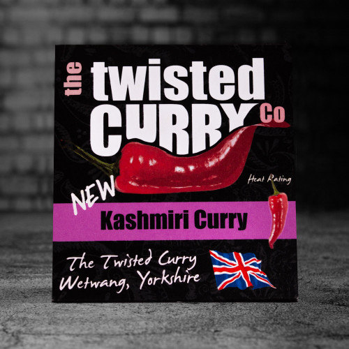 Twisted Curry Company Kashmiri Curry