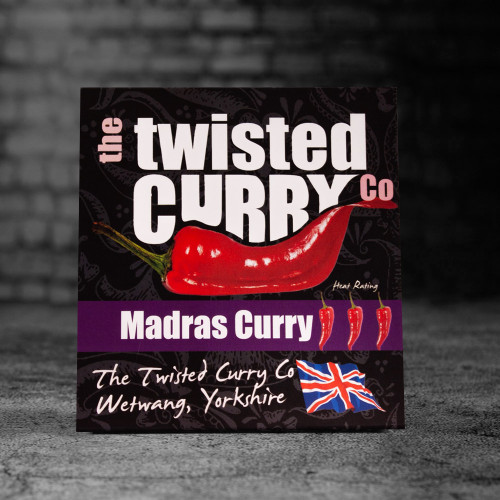 Twisted Curry Company Madras Curry