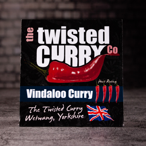 Twisted Curry Company Vindaloo Curry