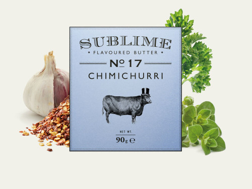 Sublime Chimichurri Butter 90g
