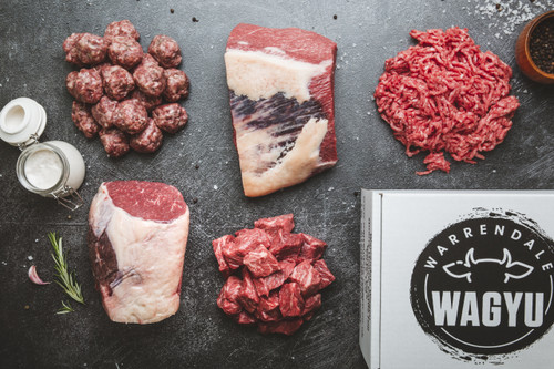 Wagyu Winter Warmer Christmas Box