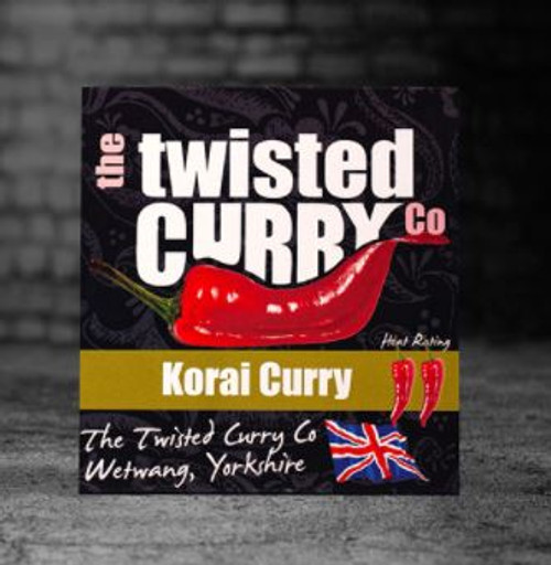 Twisted Curry Company Korai Curry