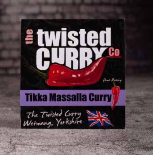 Twisted Curry Company Tikka Massalla Curry