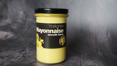 Yorkshire Rapeseed Oil Garlic Mayonnaise