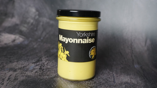 Yorkshire Rapeseed Oil Mayonnaise