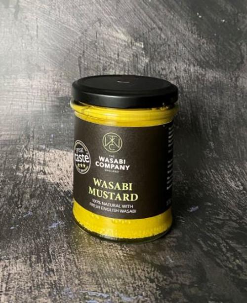 The Wasabi Company Wasabi Mustard