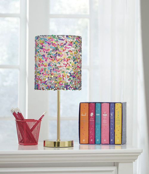 Maddy Multi Metal Table Lamp (1/CN)