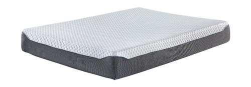 10 Inch Chime Elite White/Blue California King Mattress