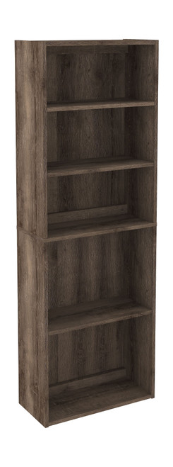 Arlenbry Gray Bookcase