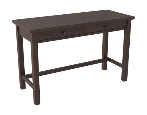 Camiburg Warm Brown Home Office Desk