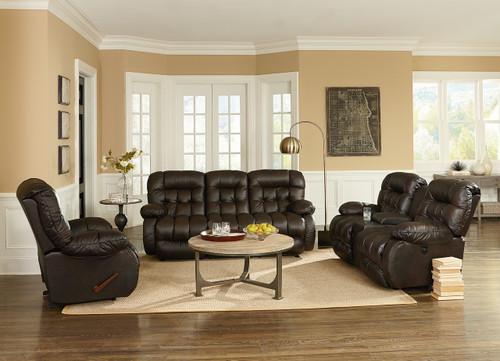 Plusher Reclining Sofa