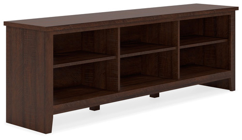 Camiburg Warm Brown Extra Large TV Stand