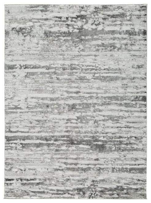Bryna Ivory/Gray Medium Rug