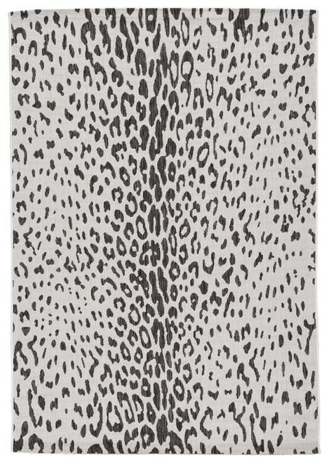 Samya Black/White/Gray Large Rug