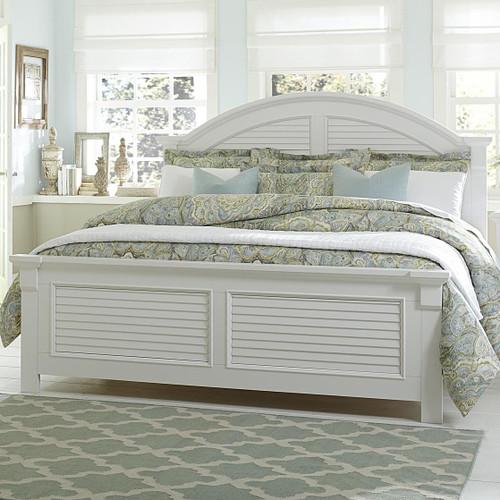 Summer House Panel Queen Bed