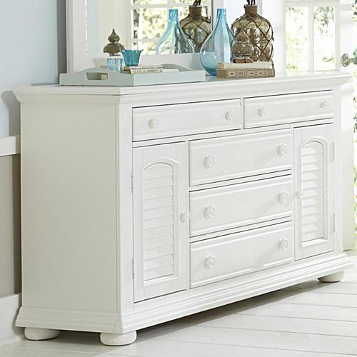 Summer House Dresser & Mirror