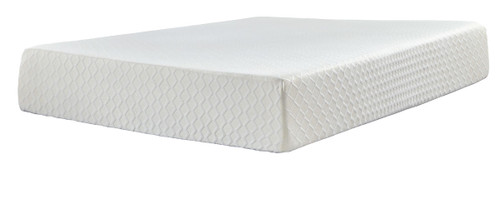 Chime 12 Inch Foam Mattress White Twin Mattress