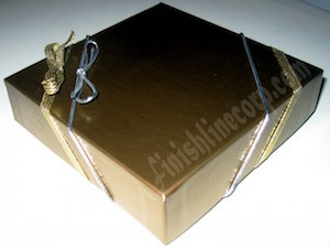 pre-tied bows for gift boxes
