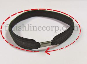 elastic loop circumference