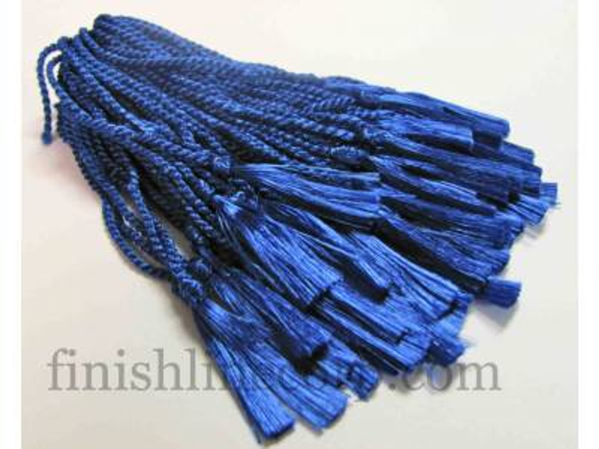 Floss Bookmark Tassels