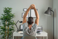 Tommie Copper® Fitness: Six-Minute Desk Yoga Routine