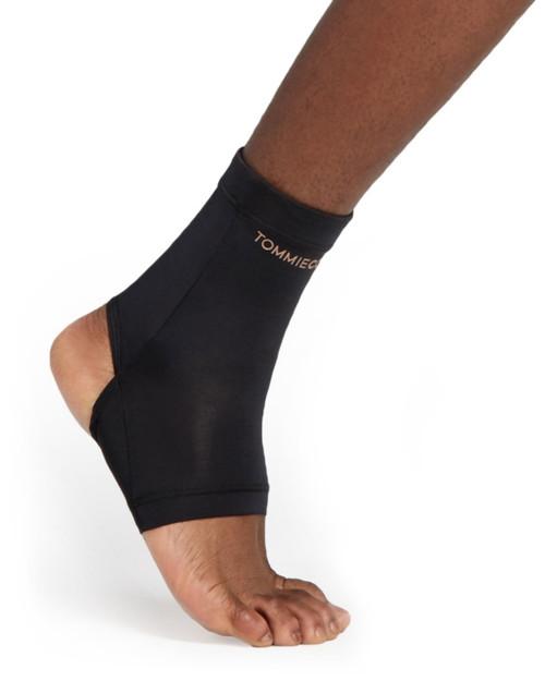 Black - Men's Core Compression Ankle Sleeve