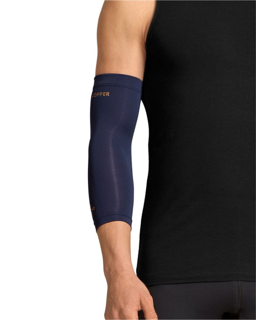 Dark Navy - Men's Core Compression Elbow Sleeve