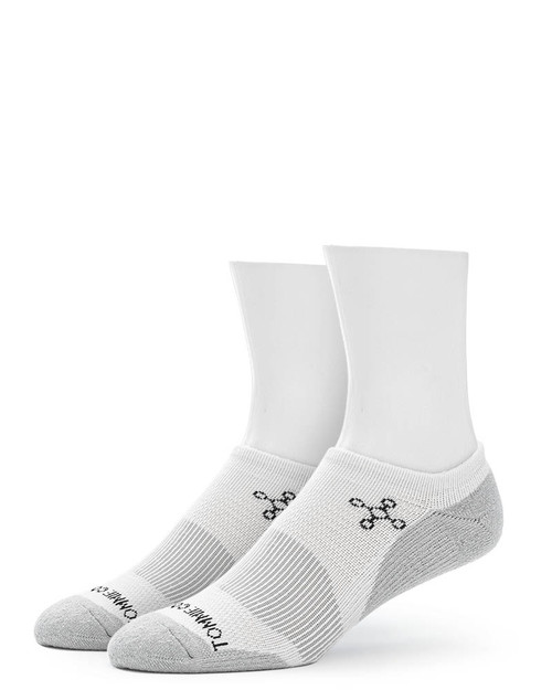 Bright White - Women's Performance Athletic No-Show Socks