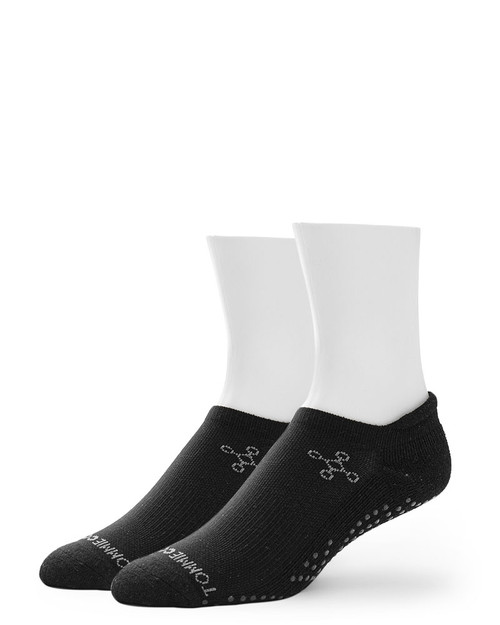 Black - Women's Performance Gripper Socks