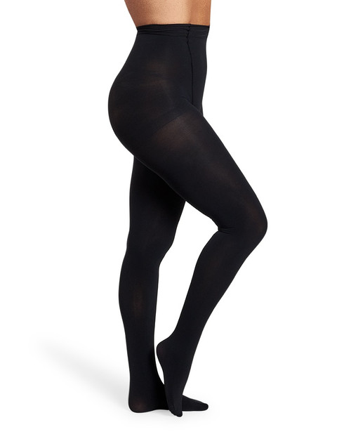 Black - Women's Core Compression Stockings